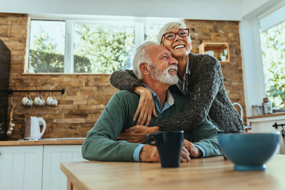 Older Couple considering transferring your home to your children